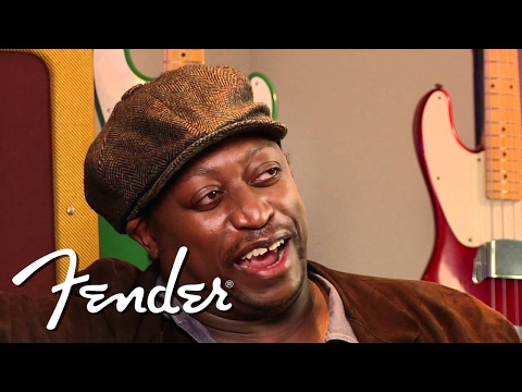 Rolling Stones Bassist Darryl Jones on the P Bass | Fender