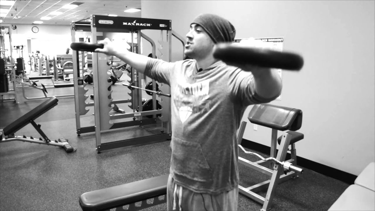 Image result for Plate lateral raise
