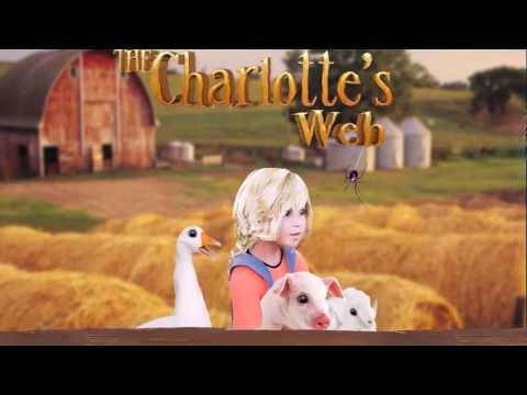 Charlotte's Web - 3D Animated Book Cover