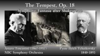 Pyotr Ilyich Tchaikovsky (1840-1893) The Tempest, Symphonic Fantasi...