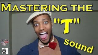 """Mastering the American """"T"""" sound!"""