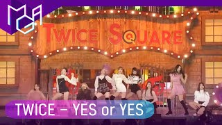 [2018 MGA] 트와이스(TWICE) - YES or YES
