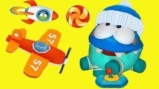 Виртуальный питомец АМ НЯМ # 10 My om Nom смешной виртуальный зверек как мультфильм Funny Games