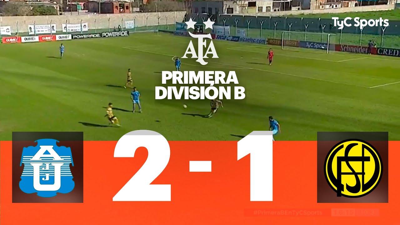 Download J.J. Urquiza 2-1 Flandria l Primera División B