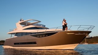 Prestige Yachts 750 Fly: Debuts at the Fort Lauderdale Int'l Boat Show