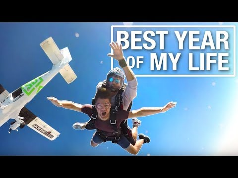 LIVE EVERY DAY LIKE IT'S YOUR LAST (2017 in review)