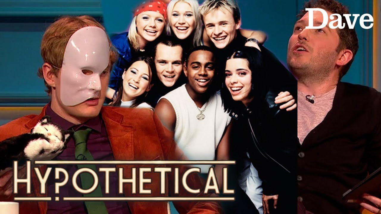 A Compelling Story Between S Club 7 And Andrew Lloyd Webber | Hypothetical