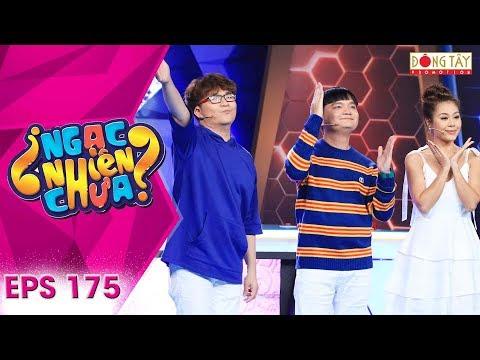 Ngạc Nhiên Chưa 2019   Tập 175 Full HD: Nam Thư-Đại Nghĩa Múa May Quay Cuồng Khi Trịnh Tú Trung Thi