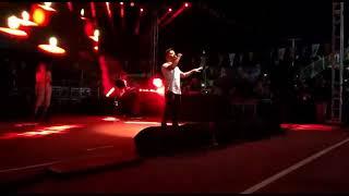 Şarkıcı Sinan Akçıl  konseri