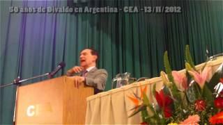 Divaldo CEA 2012 subir segunda parte