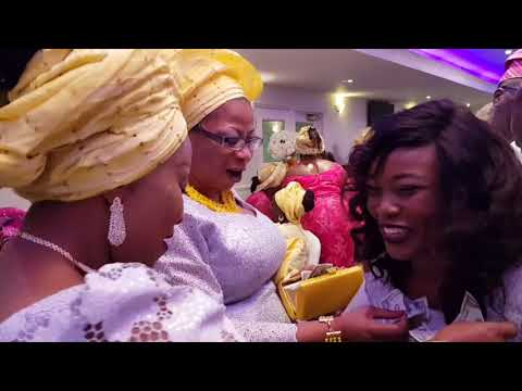 LET ME SHOW YOU HOW NIGERIAN WEDDINGS ARE CELEBRATED IN LONDON