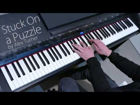 [Piano Cover] 'Stuck On a Puzzle' by Alex Turner