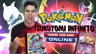 TSUKUYOMI INFINITO, l'avversario può solo QUITTARE! DECK Lunala GX e Mewtwo EX | Pokémon GCC Online thumbnail