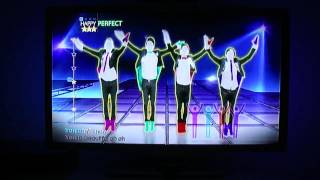 Just Dance 4 - What Makes You Beautiful - One Direction GAMEPLAY