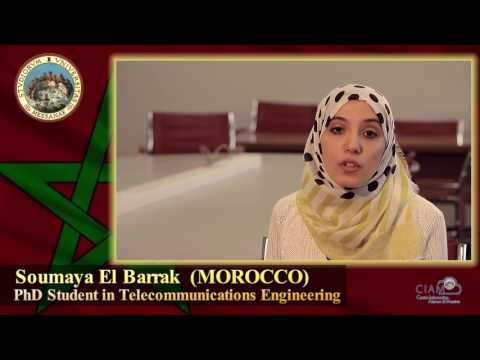 Soumaya El Barrak (MOROCCO) - Erasmus Experience in Messina  (French version)