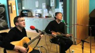 "Unkle Bob - ""Ships on the Shoreline"" Live on The Tom Morton Show (BBC Radio Scotland)"
