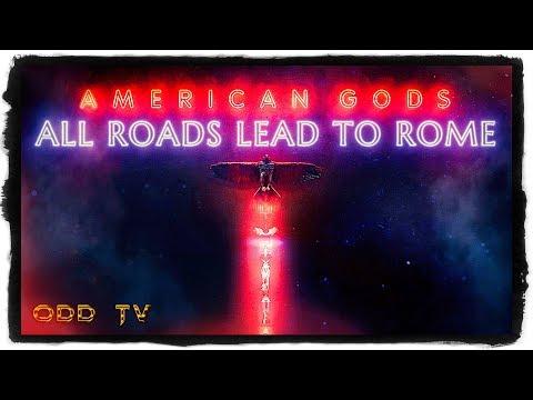 American Gods | All Roads Lead to Rome ▶️️