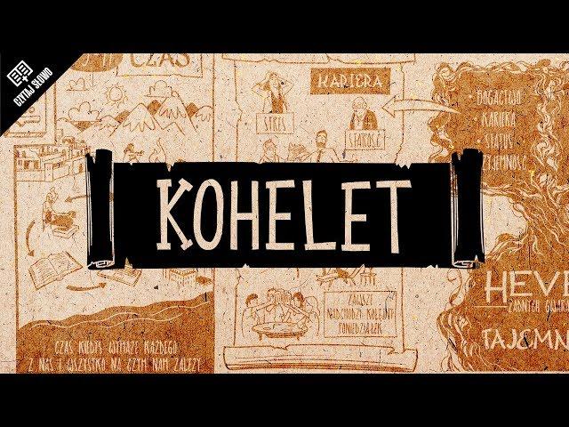 Omówienie: Księga Koheleta