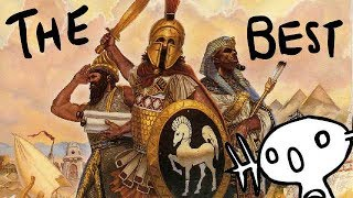 WHY AGE OF EMPIRES 1 IS THE BEST GAME EVER