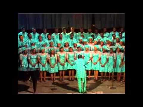 Download TOKUNBO - Choral piece at Africa Sings 3 UNILAG