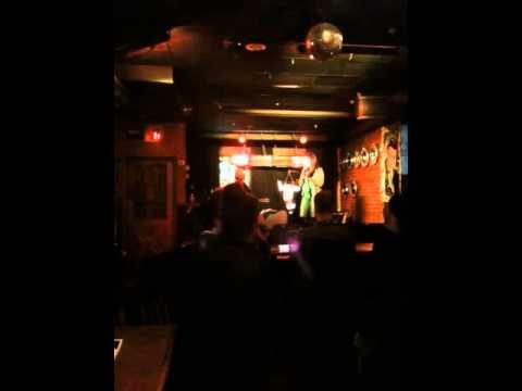Sophie Berkal-Sarbit sings and Raz Koren playes