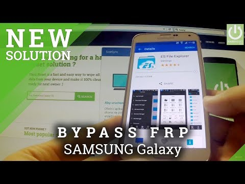 SAMSUNG Google Account Protection in Samsung without OTG