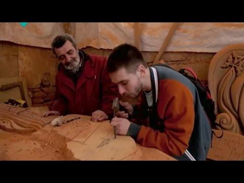 Хачкары - каменные кресты Армении. Орел и Решка. Шопинг
