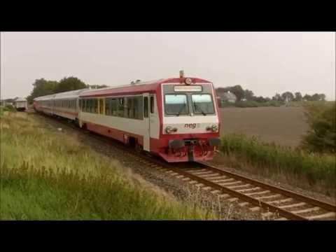 Norddeutsche Eisenbahn Gesellschaft Niebüll & Halligbahn 2014