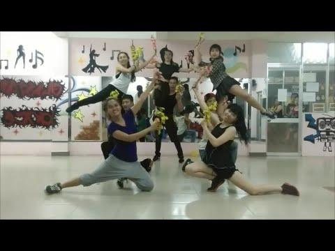 Xuân yêu thương - Demo pratice - Goldstar Dance Club