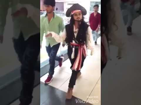 Captain jack sparrow in nasik