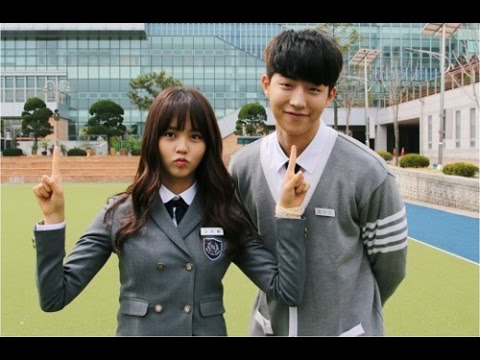 Who Are You School 2015 Behind Scenes Funny Monments