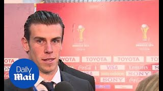 Gareth Bale, Iker Casillas and Toni Kroos on Club World Cup win - Daily Mail