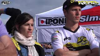 TEAM ATOMIC MOTO :  CHAMPIONNAT DE FRANCE D'ENDURO A ST AGREVE