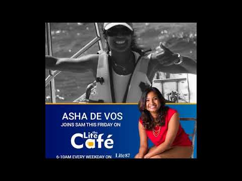 Radio interview with Dr. Asha de Vos