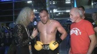 "Özcan Cetinkaya präsentierte die 2  Profi Boxgala ""Fight Night"""