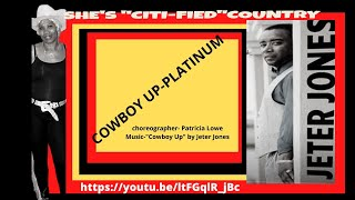 "**COWBOY UP- PLATINUM**  ""THE POSSE"""