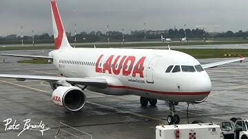 TRIP REPORT | Lauda | Airbus A320 | Vienna - Milan Bergamo | Thanks Niki!