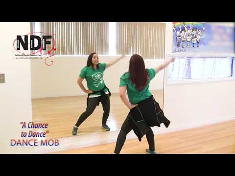NDF A Change To Dance 2017 18 Intermediate Routine 1