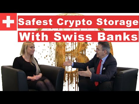 Best Way To Store Your Cryptocurrency 2021 (Swiss Bank)
