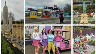 Legoland Windsor 2018 Opening Day, Miniland USA, Lego Reef, Explore the World, Lego Friends, Ninjago