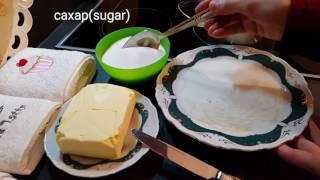 Молочный суп с вермишелью(Sweet Milk Soup Recipe)