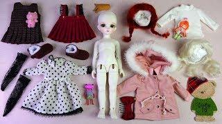 ★구체관절인형 미기돌 엠마[러브26]개봉후기/포춘완다★Ball Jointed Doll Migi Doll Emma Unboxing/BJD유딩이/USD