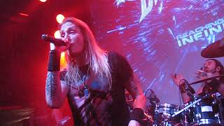 DragonForce - Curse of Darkness (Live)