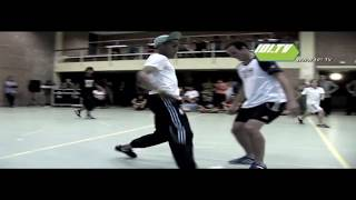 Streetmatch Vs. Freestyle Football! Stay Tunded For Underground Part 2