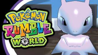 Pokemon Rumble World 15 - Origin Hideaway