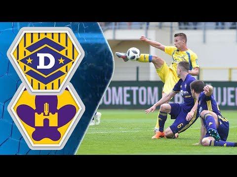 31. krog: Domžale - Maribor 1:1; Prva liga Telekom Slovenije 2017/2018