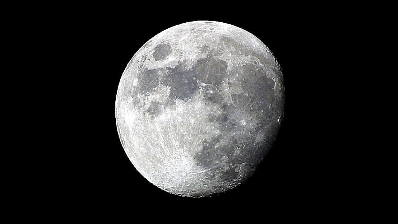 What Is The Moon Made Of  YouTube