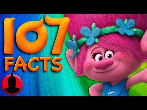107 Dreamwork's Trolls Facts - (Tooned Up #210) | ChannelFrederator