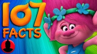 107 Dreamworks Trolls Facts - (Tooned Up #210) | ChannelFrederator