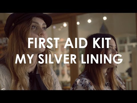 First Aid Kit - My Silver Lining - Acoustic live in Paris